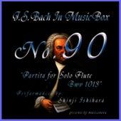 Bach In Musical Box 90 / Partita for Solo Flute Bwv 1013 by Shinji Ishihara