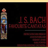 Bach: Favourite Cantatas by Various Artists
