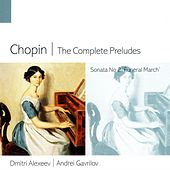 Chopin The Complete Preludes by Various Artists