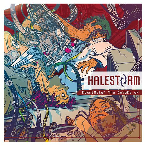 ReAniMate: The CoVeRs eP by Halestorm