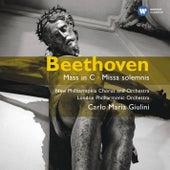 Beethoven: Missa Solemnis (Gemini Series) de Carlo Maria Giulini