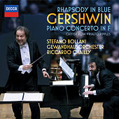 Gershwin: Rhapsody in Blue; Piano Concerto in F; Catfish Row etc di Riccardo Chailly