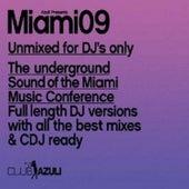 Azuli Presents Miami 2009 : Unmixed von Various Artists