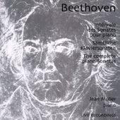 Beethoven: The Complete Piano Sonatas Vol. 3 de Jean Muller