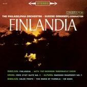 Sibelius: Finlandia, Op. 26; Valse triste; The Swan of Tuonela; En Saga, Op. 9 & Grieg: Peer Gynt Suite No. 1, Op. 46 - Sony Classical Originals von Eugene Ormandy