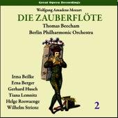 Mozart: The Magic Flute (Die Zauberflöte), Vol. 2 von Berlin Philharmonic Orchestra