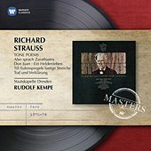 Richard Strauss: Tone Poems by Various Artists