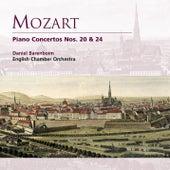 Mozart: Piano Concertos Nos. 20 & 24 by Daniel Barenboim