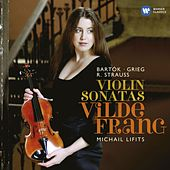 Bartok/Strauss/Grieg: Violin Sonatas de Michail Lifits
