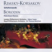 Rimsky-Korsakov: Scheherazade . Borodin: Polovtsian Dances by Various Artists