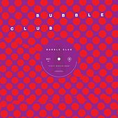 Violet Morning Moon by Bubble Club