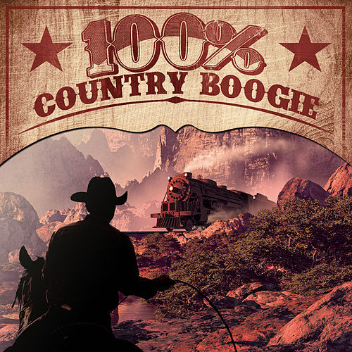 100% Country Boogie by Various Artists