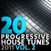 20 Progressive House Tunes 2011, Vol. 2 von Various Artists