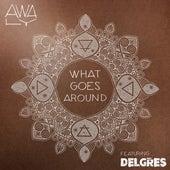 What Goes Around de Awa Ly