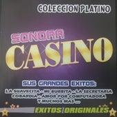 Exitos Originales - Coleccion Platino by Sonora Casino