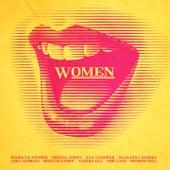 Women de Abbe Lane, April Stevens, Ava Gardner, Brigitte Bardot, Diahann Carroll, Dolores Gray, Eartha Kitt, Françoise Hardy, Jane Russell, Lola Albright, Marilyn Monroe, Rita Hayworth, Sophia Loren