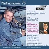 Philharmonia 75 Herbert Von Karajan de Herbert Von Karajan