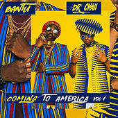 Coming to America, Vol. 1 de Bantu & Dr. Chaii