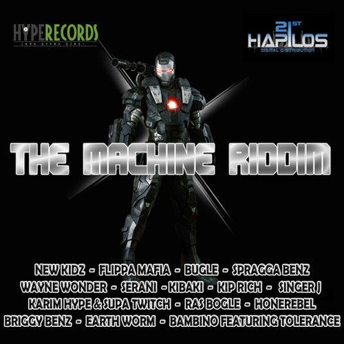 Machine Riddim by Various Artists