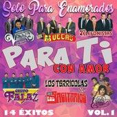 Para Ti Con Amor, 14 Éxitos Vol.1 de Various Artists