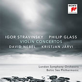 Concerto for Violin and Orchestra/I. = 104 - = 120 by David Nebel
