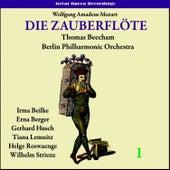 Mozart: The Magic Flute (Die Zauberflöte), Vol. 1 von Berlin Philharmonic Orchestra