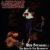 A Cow Camp Christmas by Red Steagall