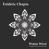 Winter Wind von Frédéric Chopin