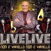 LIVE - NON É VIANELLO (Edizione Limitata) de Edoardo Vianello