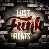 Lost Funk Greats de Various Artists