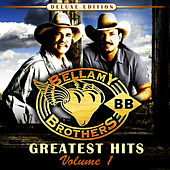 Greatest Hits Volume 1: Deluxe Edition by Bellamy Brothers