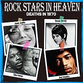 Rock Stars in Heaven (Deaths in 1970) de Jimi Hendrix, I'm a King Bee, Janis Joplin, Tammi Terrell (with Marvin Gaye)