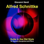 Schnittke: Suite in the Old Style for Soprano Saxophone and Piano by Giovanni Nardi