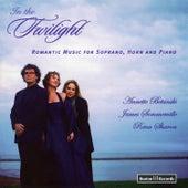 In the Twilight: Romantic Music for Soprano, Horn and Piano de Annette Betanski