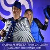 Italienische Mazurca / Mazurca Allegra de Mario