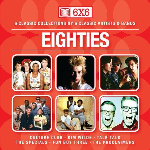 6 x 6 - Eighties by Various Artists