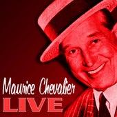 Live de Maurice Chevalier