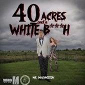 40 Acres And A White Bitch de Mr. Macamillion