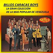 La Gran Colección de la Más Popular de Venezuela, Vol. 1 de Billo's Caracas Boys