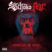 Gorillas Im Nebel von Schoko MC