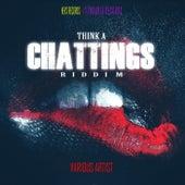 Think A Chatting Riddim de Various Artists