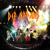 Glad I'm Alive (Early Version) by Def Leppard