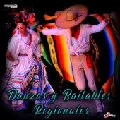 Danzas y Bailables Regionales by Vários Artistas