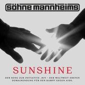 Sunshine von Söhne Mannheims