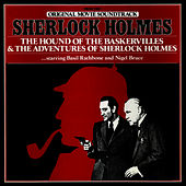 The Hound Of The Baskervilles & The Adventures Of Sherlock Holmes (Original 1939 Film Soundtrack) by Basil Rathbone