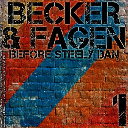 Before Steely Dan Volume 1 by Donald Fagen