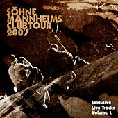 Söhne Mannheims - Club-Tour 2007 Exklusive Live-Tracks, Vol. 1 by Söhne Mannheims