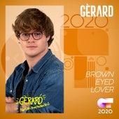 Brown Eyed Lover von Gèrard