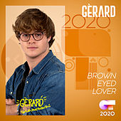Brown Eyed Lover by Gèrard