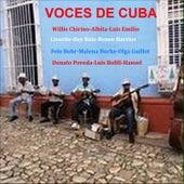 Voces de Cuba de German Garcia